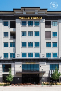 Utah Real Estate Photographer | Commercial Property Photographer | Wells Fargo Financial Center | Provo Utah | Sara Vaz Photography