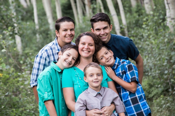 Utah Family Photographer | Salt Lake City Family Photographer | Family Portraits | Silver Lake UT | Sara Vaz Photography
